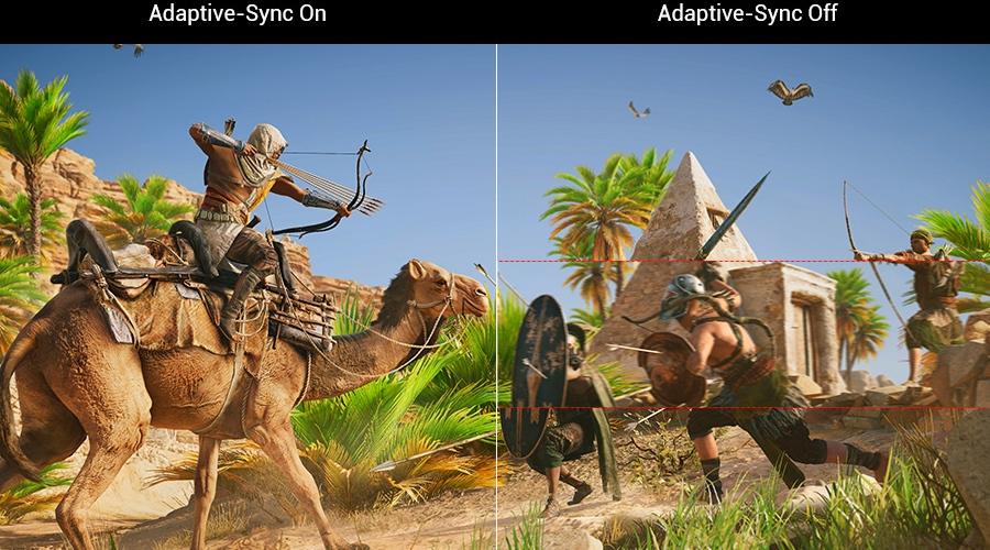 Сравнение FreeSync