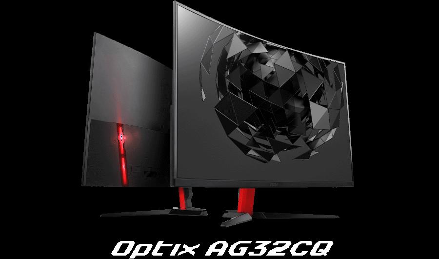 Optix AG32CQ