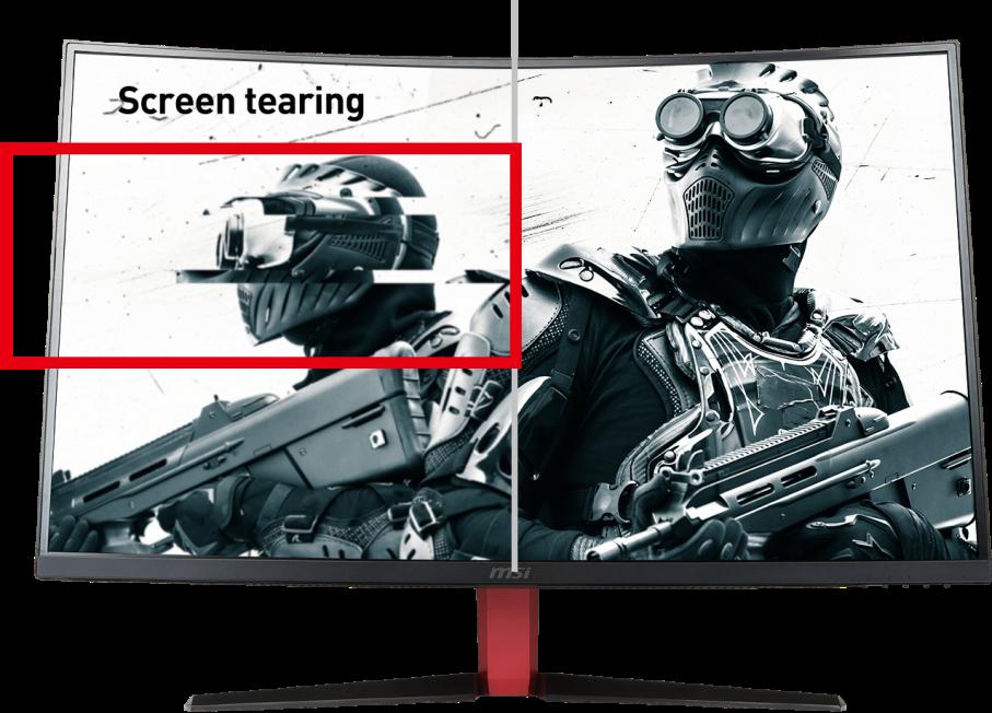 Узкая рамка Optix AG32CQ