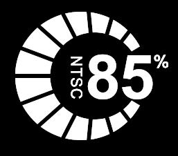 NTSC 85%