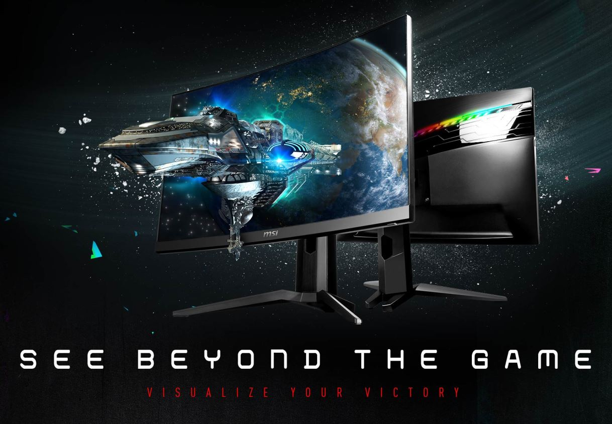 SEE BEYOND THE GAME
