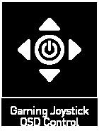 Gaming Joystick OSD Control