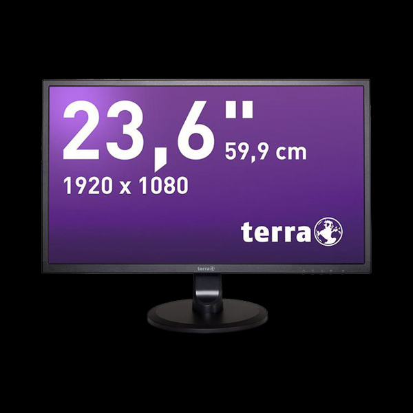 "TERRA LCD/LED 2447 23.6"" MVA black купить"