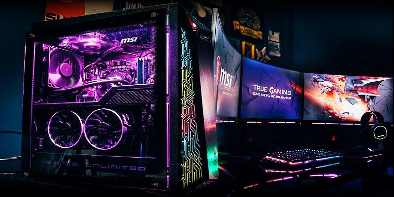 компьютер монитор много подсветки