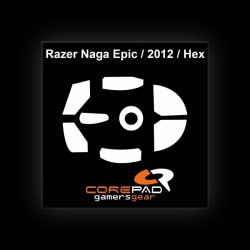 Corepad Glides for Razer Naga Epic/HEX