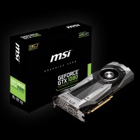 MSI GeForce® GTX 1080 FE 8G (GTX1070-8G-FE)