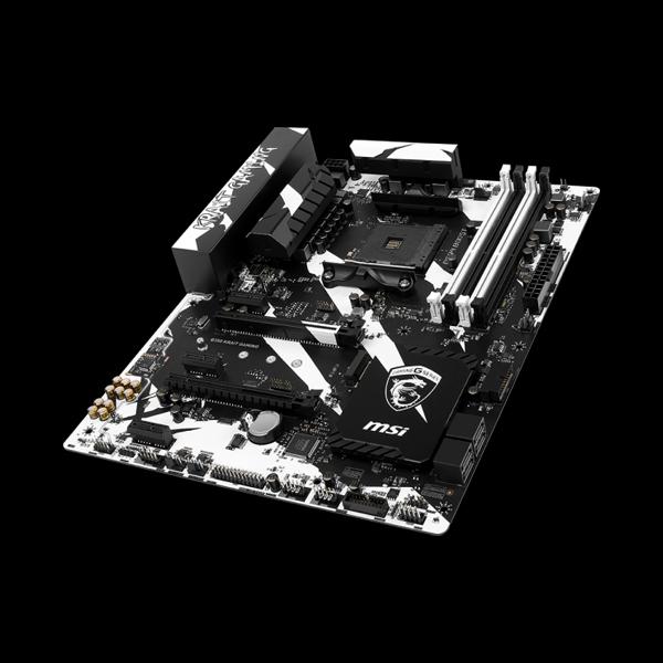MSI B350 Krait Gaming купить