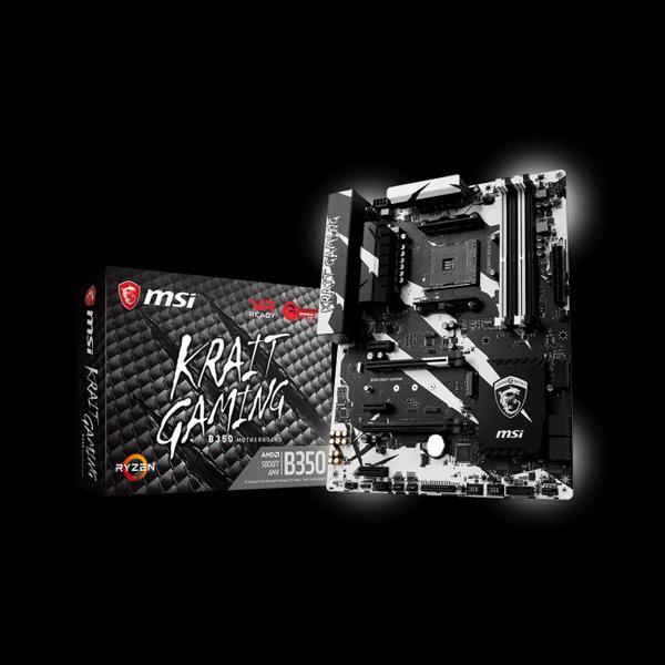 MSI B350 Krait Gaming стоимость