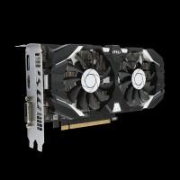 MSI GeForce® GTX 1050 Ti OC 4GT (GTX-1050TI-4GT-OC)