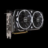 MSI GeForce® GTX 1060 Armor OC V1 6G (GTX1060-ARMOR-OCV1-6G)