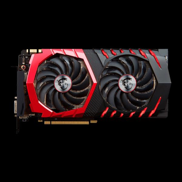 MSI GeForce® GTX 1070 GamingX 8G (GTX1070-GAMINGX-8G) купить