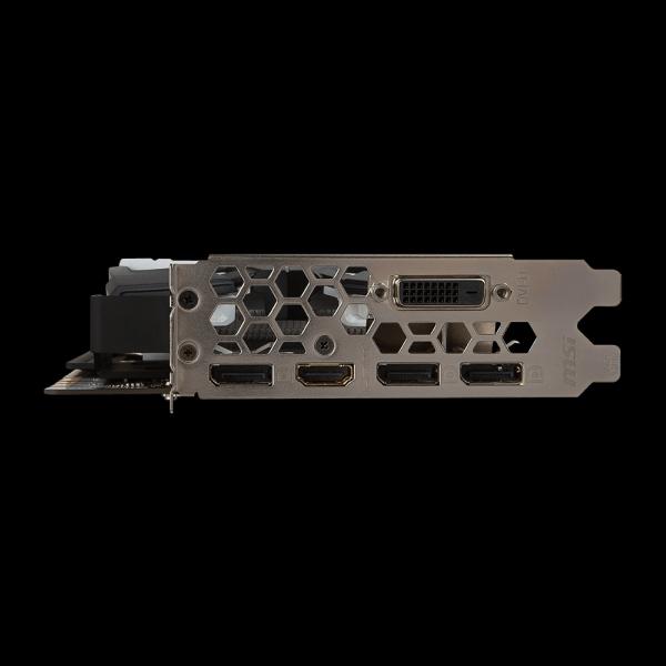 MSI GeForce® GTX 1080 Armor OC 8G (GTX1080-ARMOR-OC-8G) фото