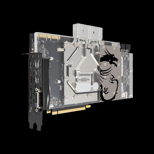 MSI GeForce GTX 1080 Sea Hawk EK X купить
