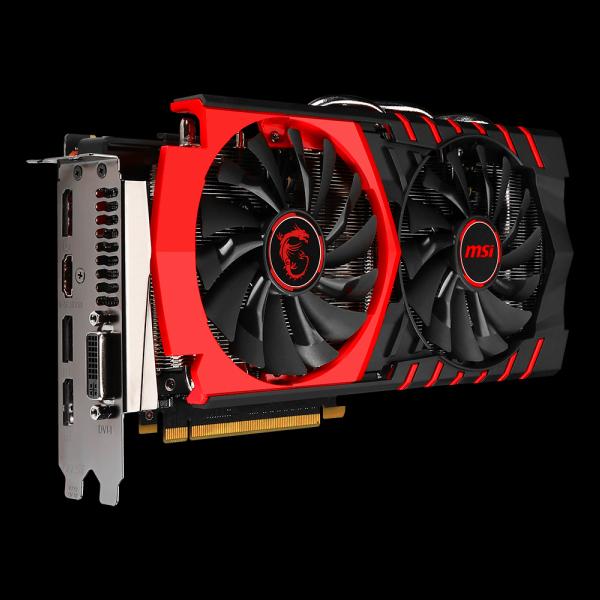 MSI GeForce GTX 960 Gaming 2G LE купить