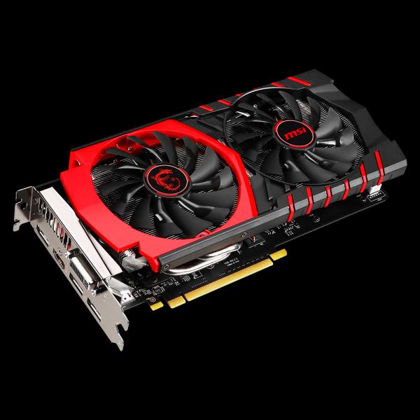 MSI GeForce GTX 960 Gaming 2G LE цена