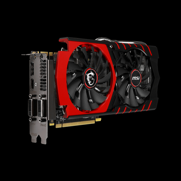 MSI GeForce GTX 970 Gaming 4G LE купить