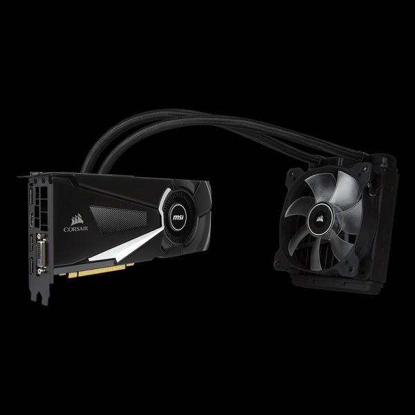 MSI GeForce® GTX 1070 Sea Hawk X 8G (GTX1070-SEAHAWKX-8G) купить