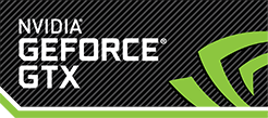 Видеокарты GeForce® GTX