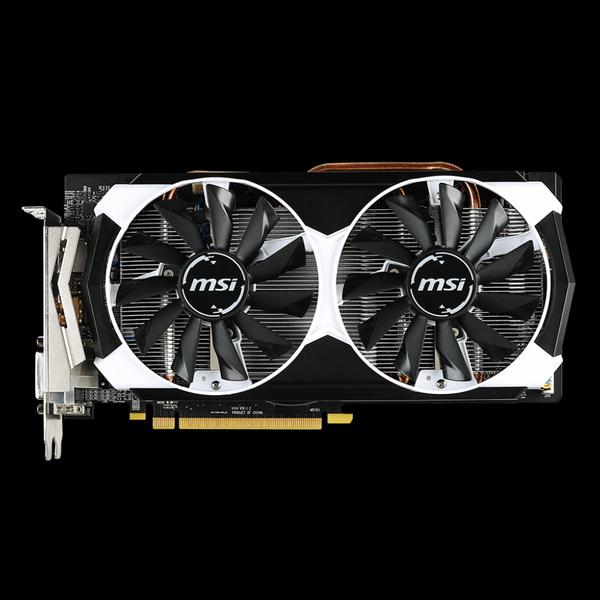 MSI R9 380 2GD5T OC купить