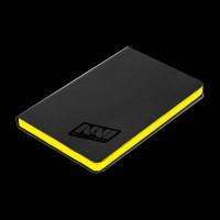 Na'Vi NotePad 2017 Black