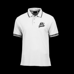 NaVi Polo White L