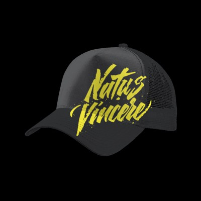 NaVi Trucker Cap Black купить