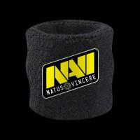 NaVi Wrist Sweatband Black
