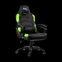 AeroCool C80 Comfort Gaming Chair Black/Green