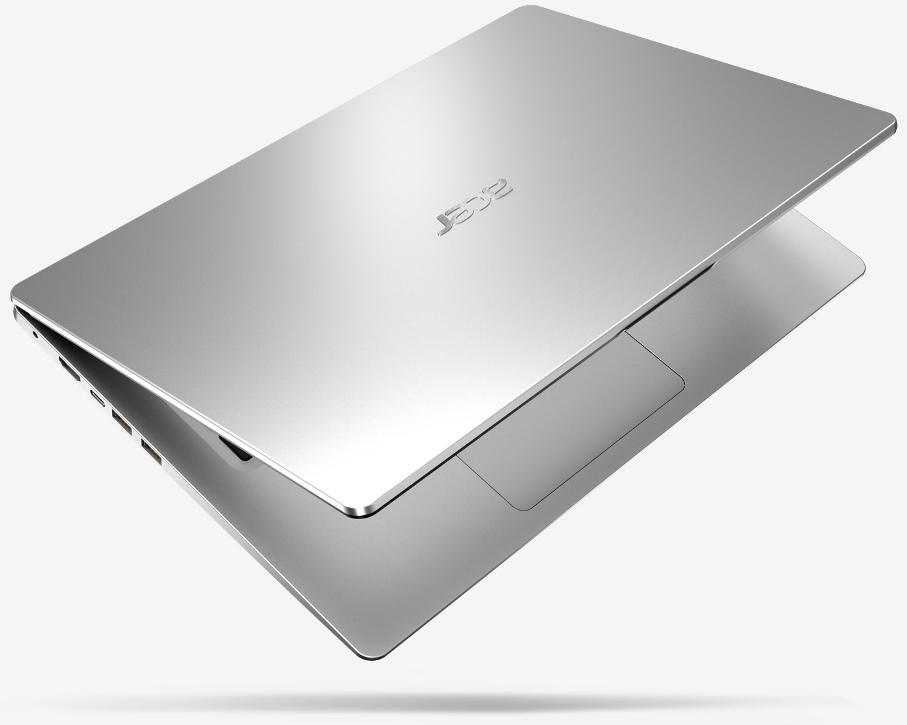 Ноутбук со стильным дизайном премиум-класса