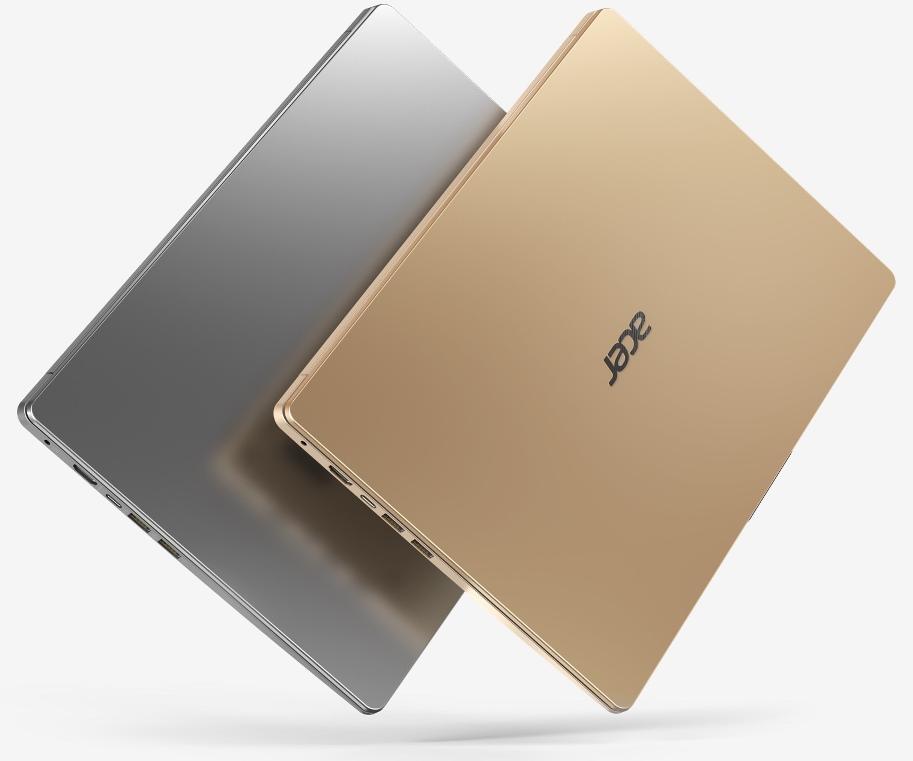 Два ноутбука acer