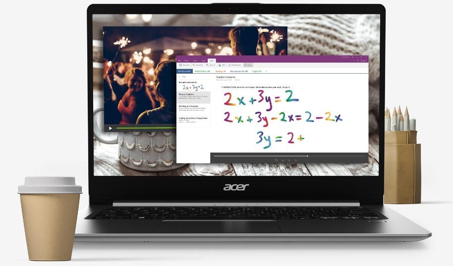 Мощный процессор у ноутбука acer
