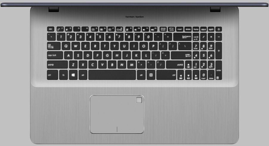 Эргономичная клавиатура с подсветкой