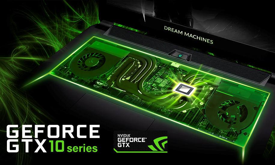 NVIDIA GeForce GTX 10 серии