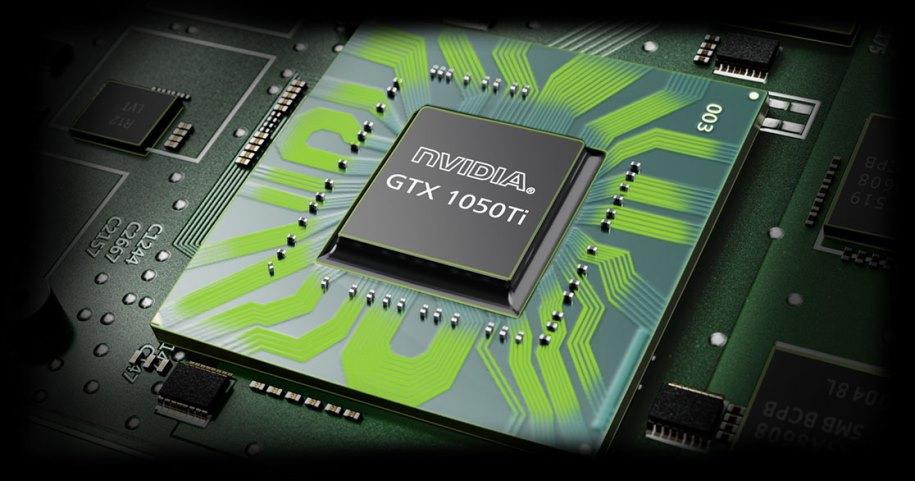 Укомплектованная видеокартой NVIDIA на базе Pascal