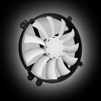 NZXT Enthusiast Case Fan 200 mm (FN-200RB)