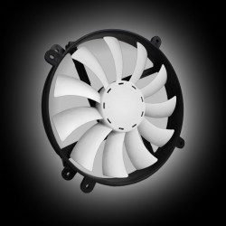 NZXT Enthusiast Case Fan 200 mm (FN-200RB)