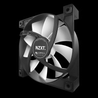 NZXT FN V2 Case Fan Series 120 mm (RF-FN122-RB)