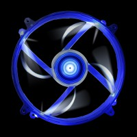 NZXT FZ 200mm LED Airflow Fan Series Blue (RF-FZ20S-U1)