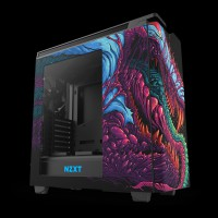 NZXT H440 Windowed Hyper Beast (CA-H442HB-M1)