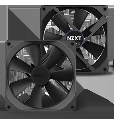 Самые новые радиаторные вентиляторы