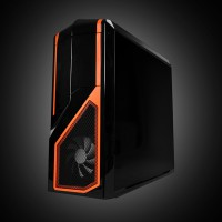 NZXT Phantom 410 Black/Orange Trim (CA-PH410-B3)