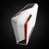 NZXT Phantom (USB 3.0 ver.) White/Red Trim