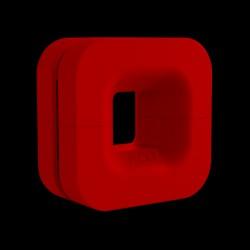 NZXT Puck Red (BA-PCKRT-RD)