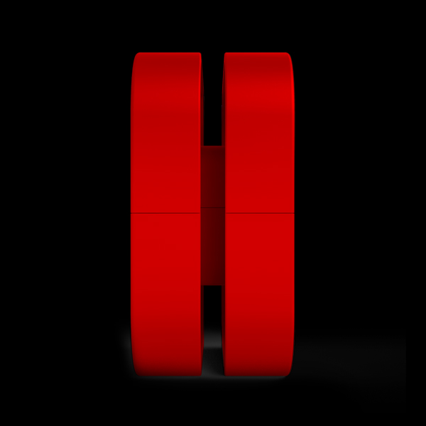 NZXT Puck Red (BA-PCKRT-RD) фото