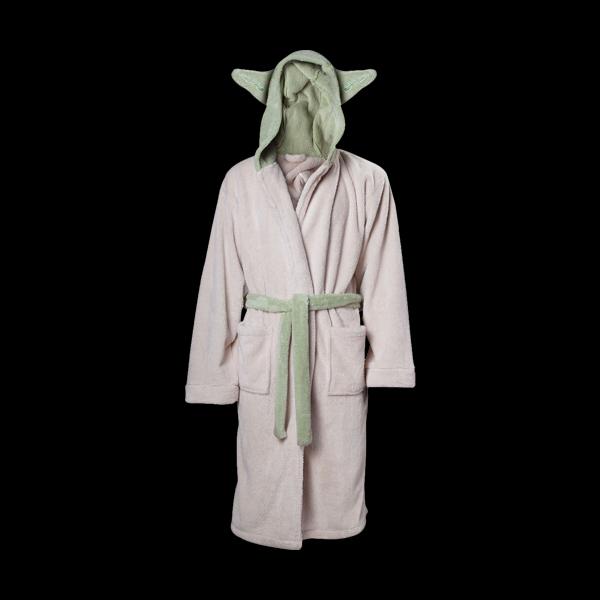 Star Wars Yoda Bathrobe (XS/S/M) купить
