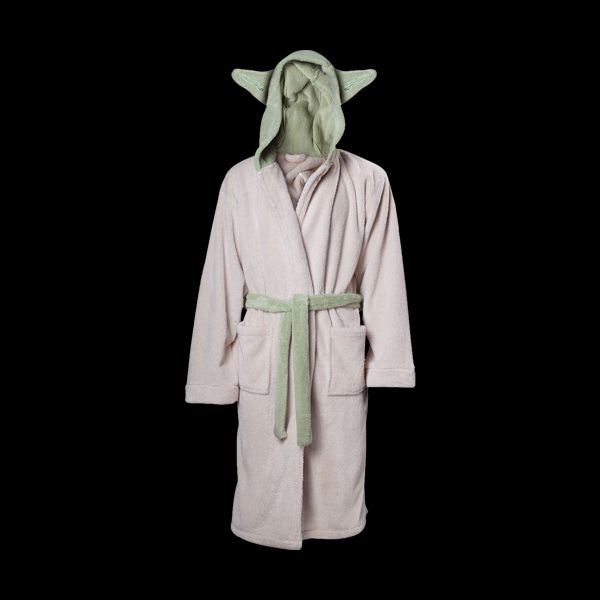 Star Wars Yoda Bathrobe (L/XL/XXL) купить
