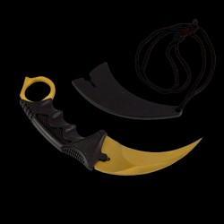 CS:GO Karambit Tiger Tooth