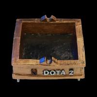 Пепельница Dota2 Gold Light