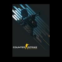 Постер CS:GO формат A3