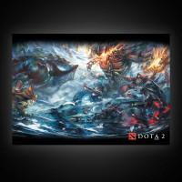 Постер Dota 2 формат A3